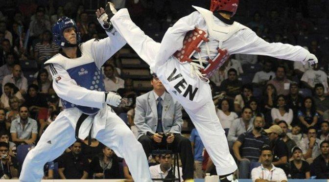 Anzoátegui albergara clasificatorio oriental de Taekwondo