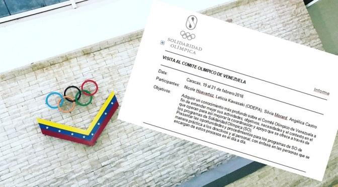 Comité Olímpico Venezolano felicitado en informe del COI