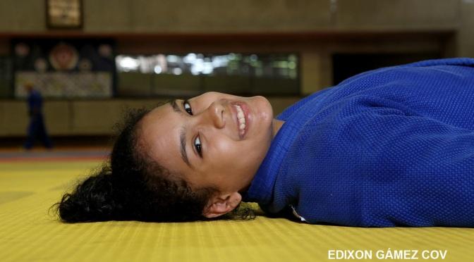 María Giménez: la judoca que brilla en los 44 kg